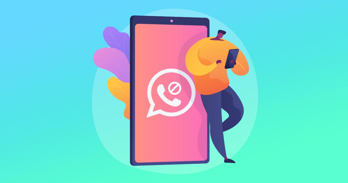 Cómo enviar un mensaje a una persona que te bloqueó en WhatsApp